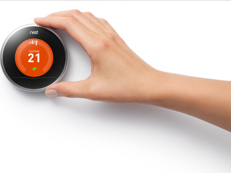 Nest Learning Thermostat now available in Ireland