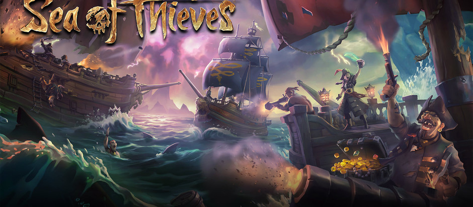 Sea of Thieves comes to Game Pass at Launch - next Halo, Forza, Crackdown too