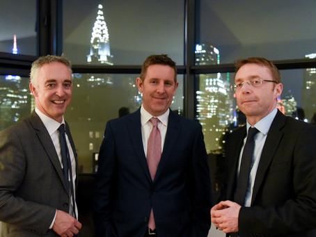 HBAN announce partnership with New York-based Digital Irish Angels