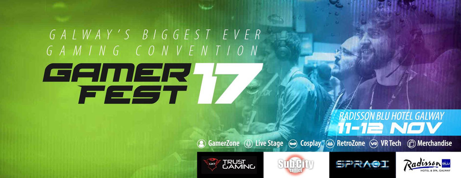 Indie Game Developers invited to show off at GamerFest 17 in Galway
