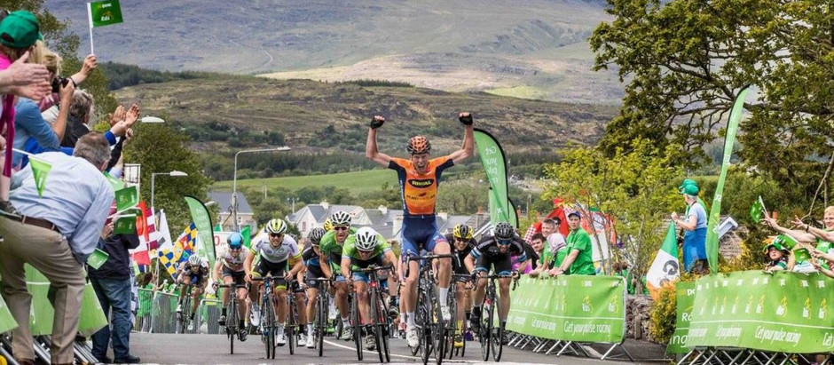 Esri Ireland gives cycling fans the inside track on An Post Rás