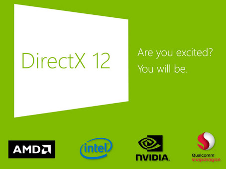 Editorial: Will DirectX 12 really make new games look better?