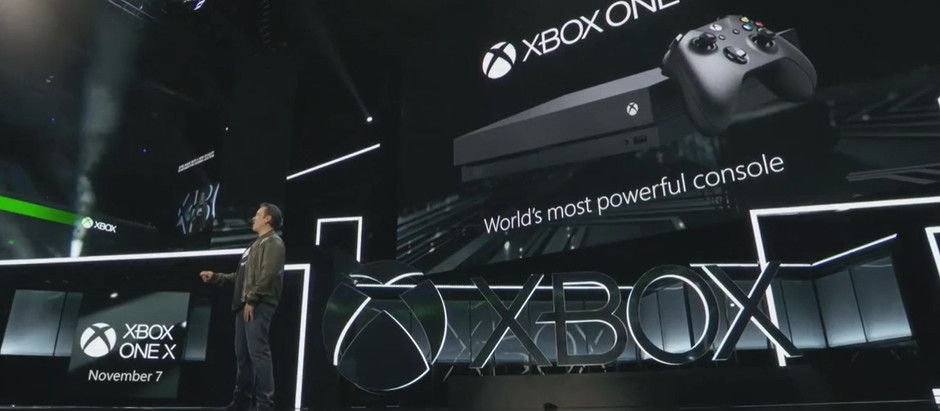 Microsoft announce 100+ games enhanced for XBox One X launch
