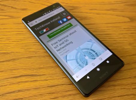 Sony Xperia XZ2: First Impression