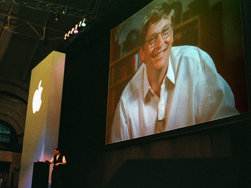 Microsoft at MacWorld 1997