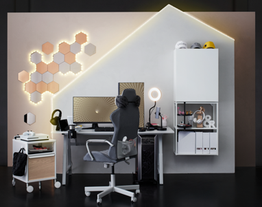 IKEA Launches New Gaming-related Collection, Designed in collaboration with Republic of Gamers