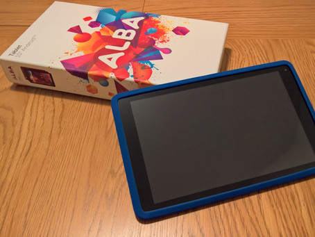 Alba 10-inch Tablet: First Impressions