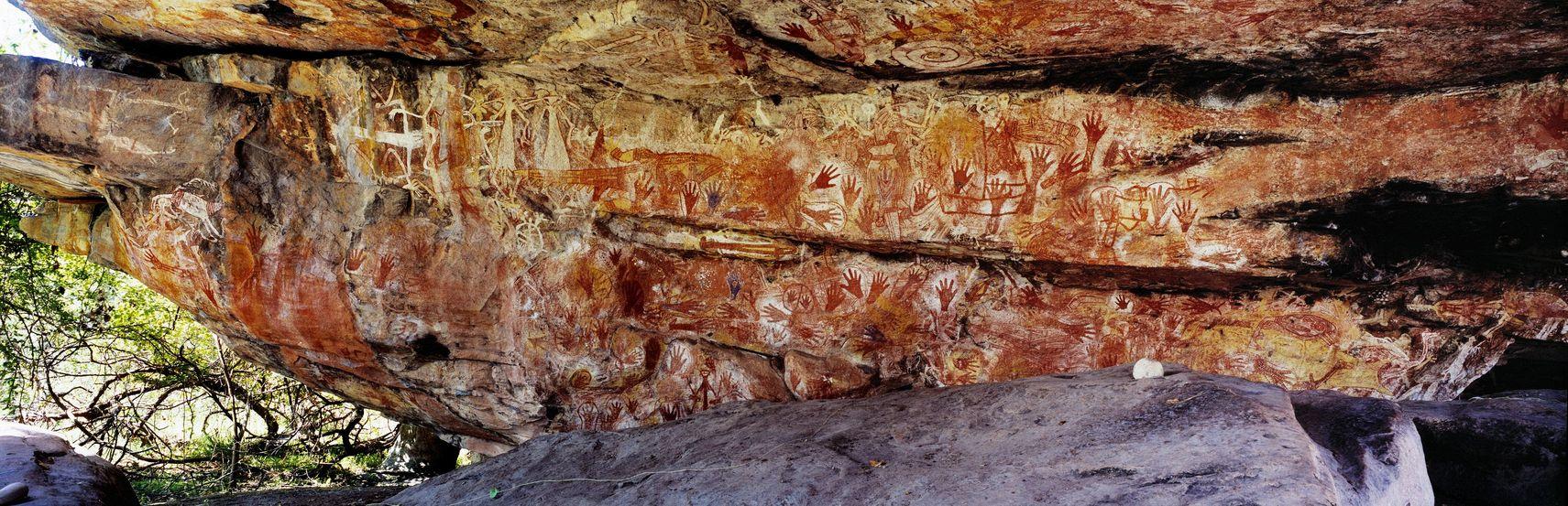 Rock Art Big Wall