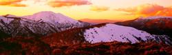 Feathertop Sunset