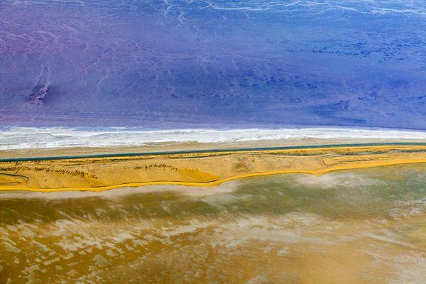Yellow island