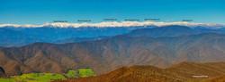 Snowy Mountains Panorama 1 -4596-97-98