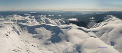 Snowy Mountains Panorama 3 -4613-4625