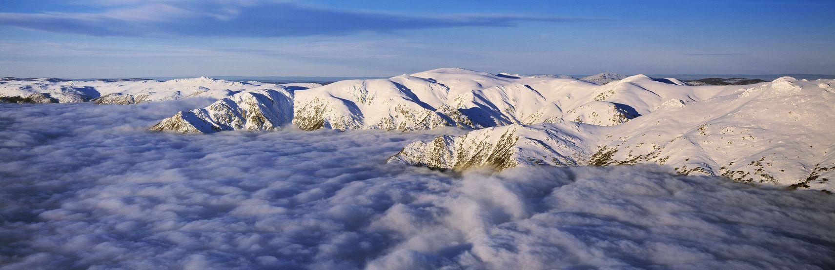 Main Range Sea of Cloud