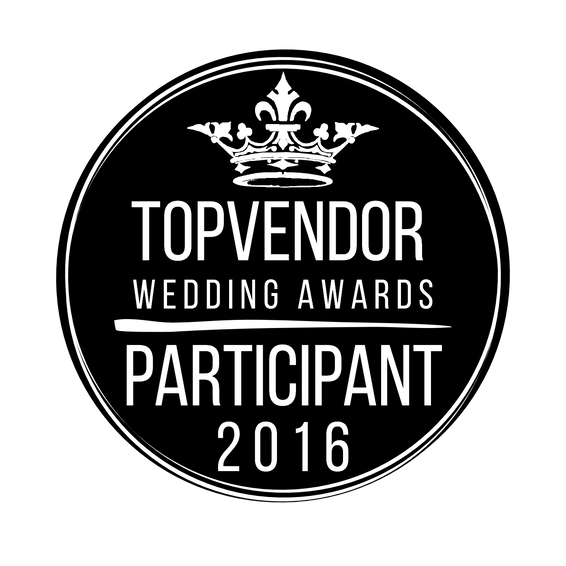 TopVendor Wedding Awards 2016