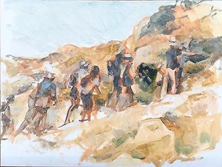 Marcia Clark, Balos, oil on panel, 12x16in copy 2.jpeg