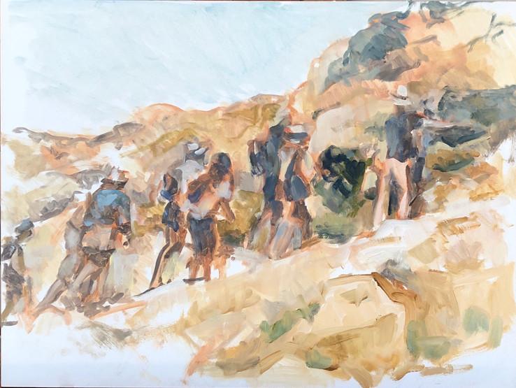 9  Marcia Clark, Balos, 2021, oil on panel, 12x16in.jpg