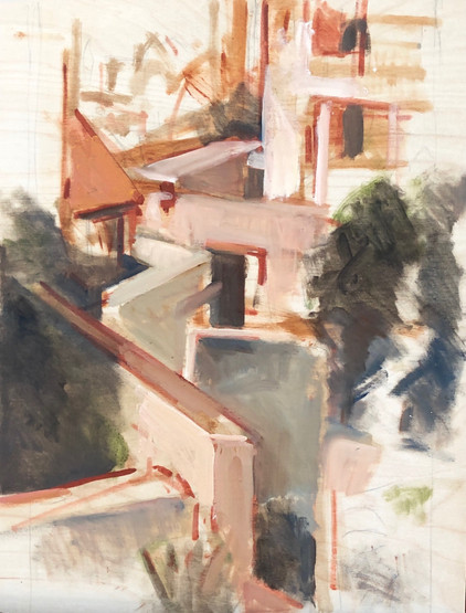 5 Marcia Clark Lakkos Street, 2020, oil on wood 16x12in.jpeg