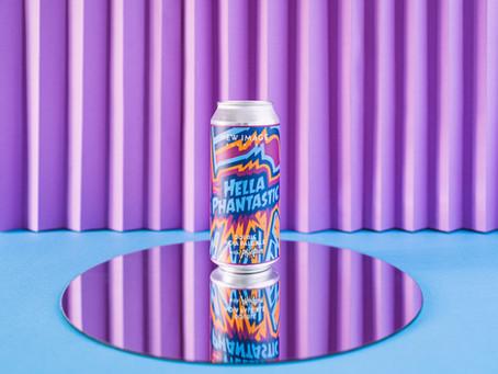 introducing Phantasm, the hot new ingredient in beer!