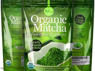 Matcha Green Tea Powder benefits