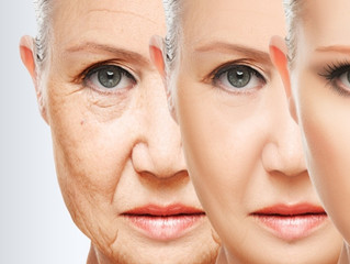 Slow Down Aging with These Nutrients
