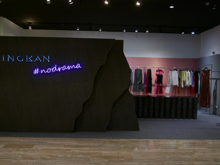 KINGKAN Popup Store at Gaysorn