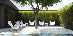 F Backyard Garden