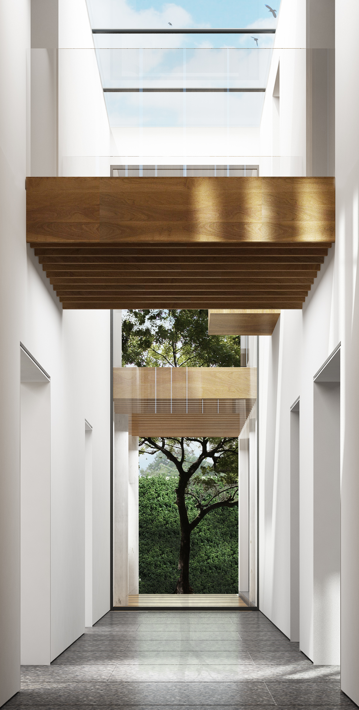 01 Foyer entrance