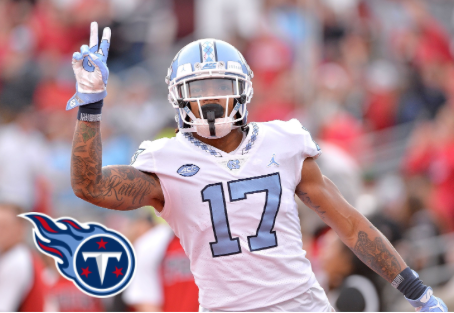 My Favorite Undrafted Free Agent (UDFA) Receiver Signings 2019 NFL Draft