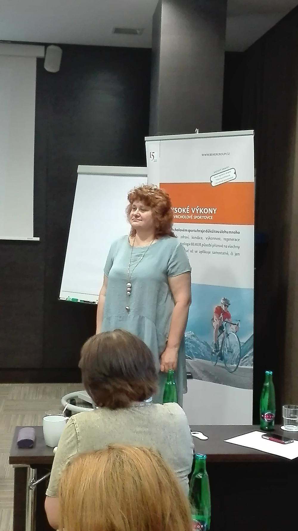 MUDr. Strelnikovová, holistická medicína a Bemer