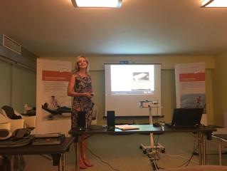 Oficiální prezentace za fi BEMER Group, 22. 6. 2017 v Holiday Inn Prague Congress Centre