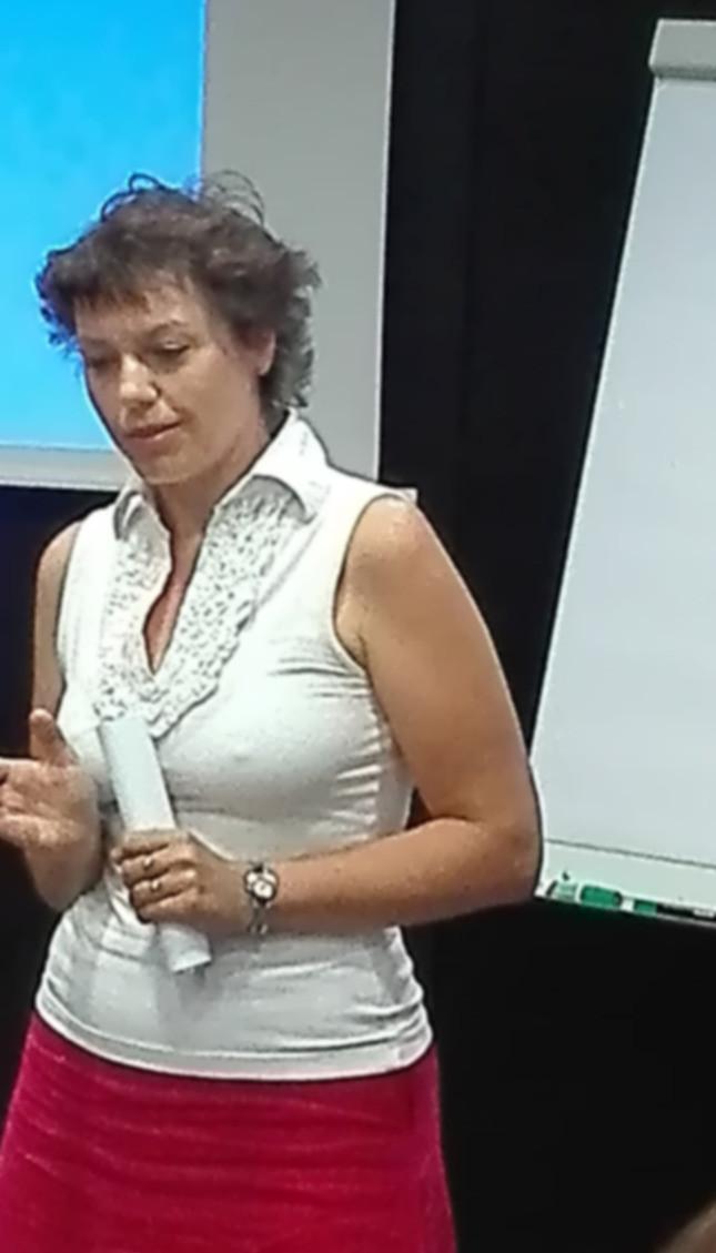 Gabriela Slancová, výživová specialistka a Bemer