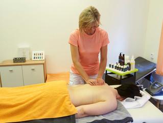 Lymfatická masáž (manuální lymfodrenáž)