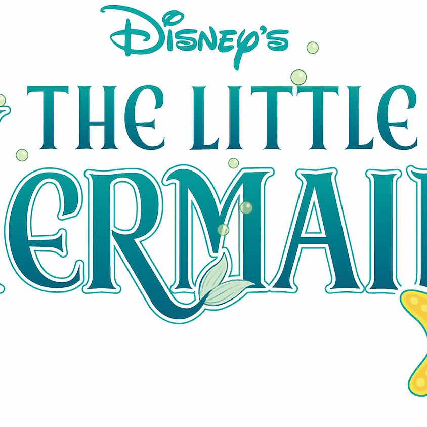 Little Mermaid JR Dinner and a Show Night (6/15)