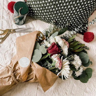 Holiday Bouquet Deliveries