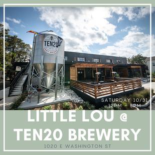 Ten20 Brewery Pop-Up