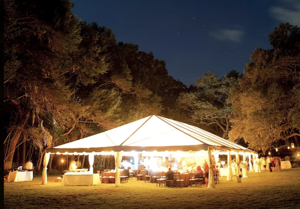 Special Tents and Lighting