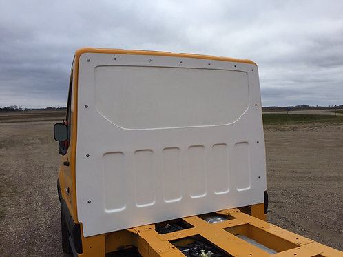 "Zero Clearance - Cab Back 94"" x 66"""