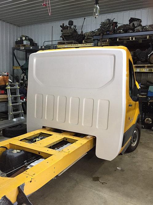 "Ford Transit 6"" - Cab Back"