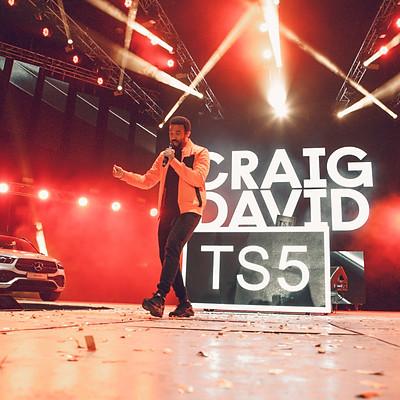 Craig David Live in KL
