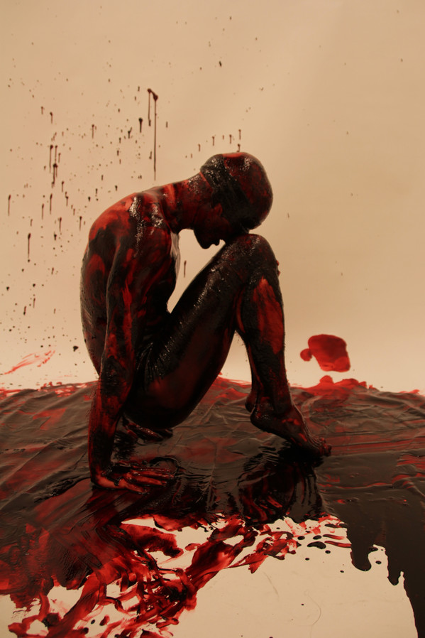 BLOOD IS ALL ONE COLOUR