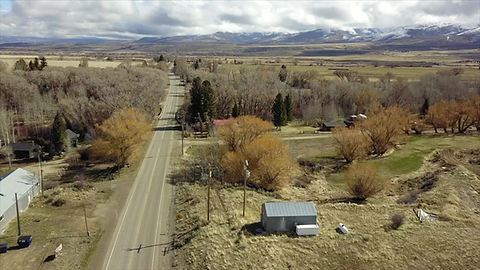 This drone footage shows the Ruby Loop route. Facebook @skyfallvideoservices and Instagram @skyfall_vs.