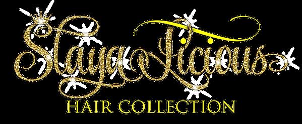 SlayaLicious logo on transparent backgro