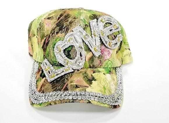 COLORFUL LOVE FASHION CAP