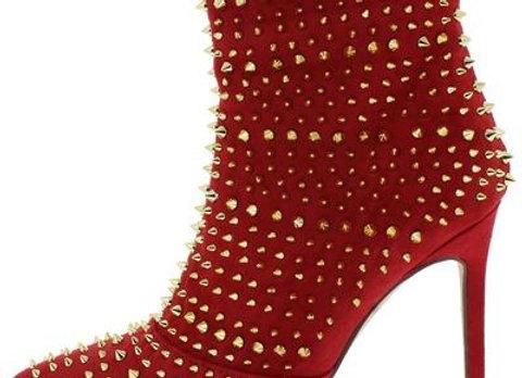 Jocelyn187 Red Women's Boot