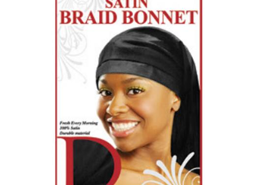 Donna Premium Collection Satin Braid Bonnet