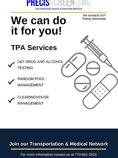 TPA Services