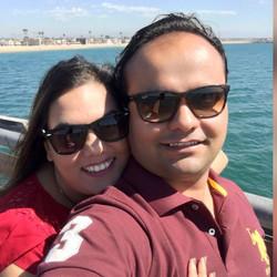 Aman & wife