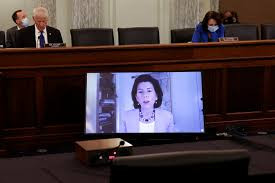 Gina In The DC Hot Seat