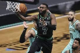 Hornets 125, Celtics 104