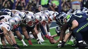 Patriots vs Seahawks